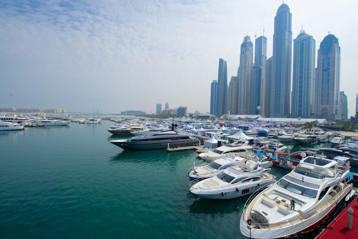 Dubai International Boat Show to take place in March 2021