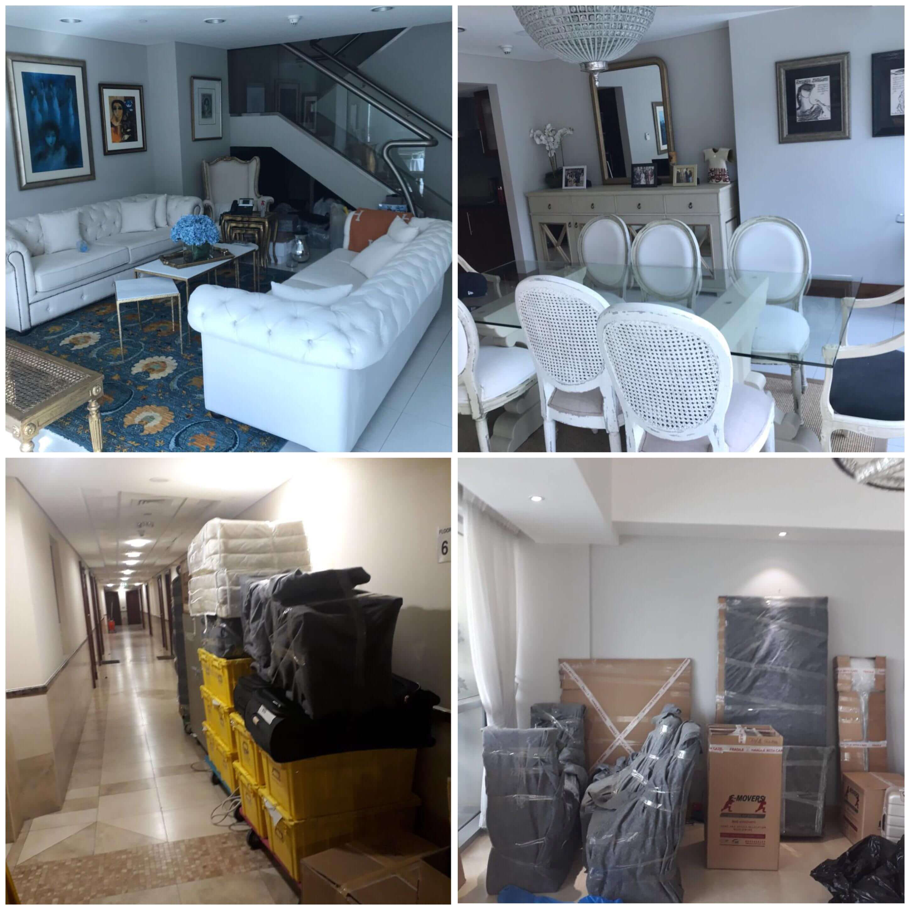 Relocation of homes is always a responsible and rewarding job