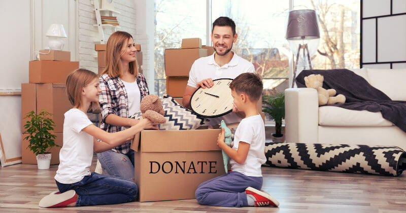 The Good and Now of Decluttering