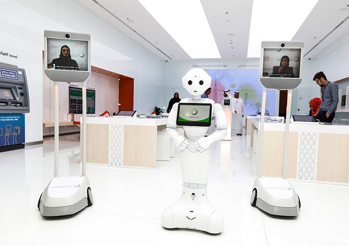 DEWA Taking The City 10 Years Ahead With Artificial Intelligence