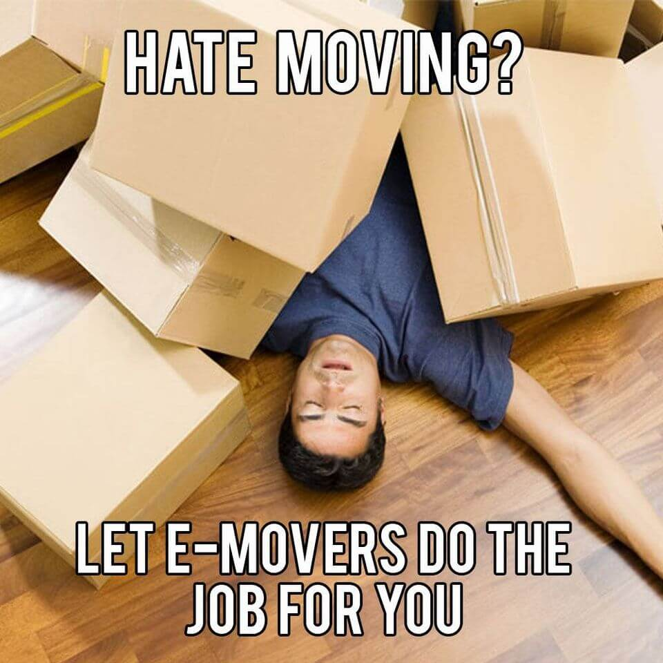 Hate Moving