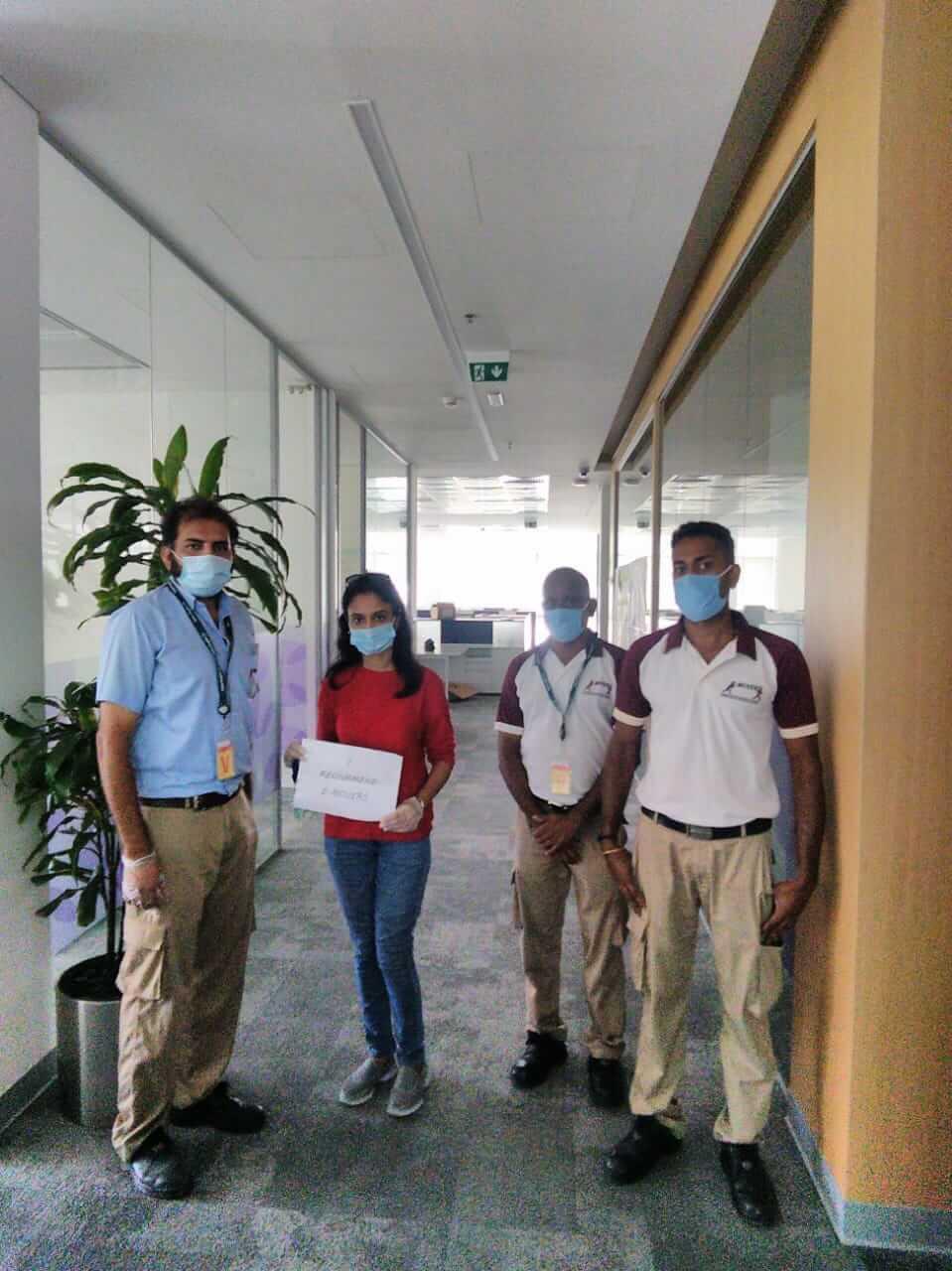 Office Relocation- Shamitha