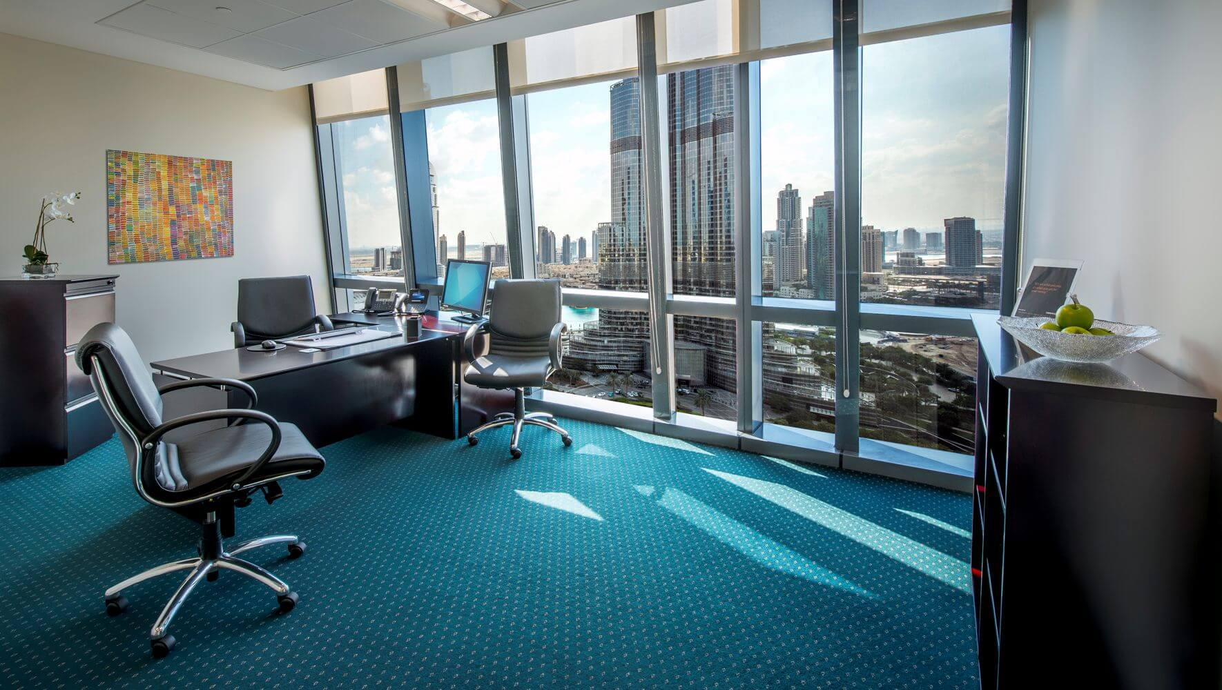 Office Trends – Quarter One 2021