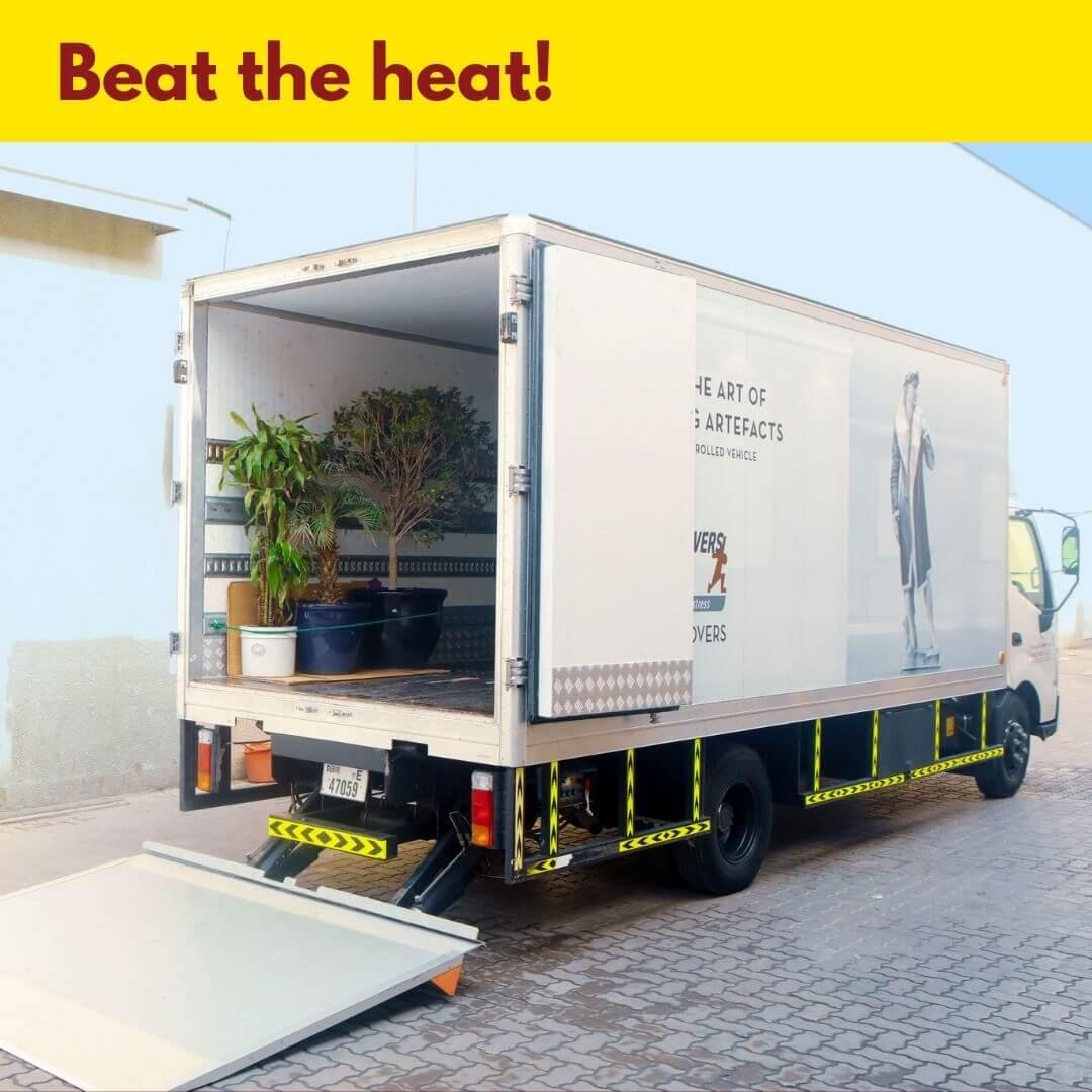Beat the Heat – AC trucks