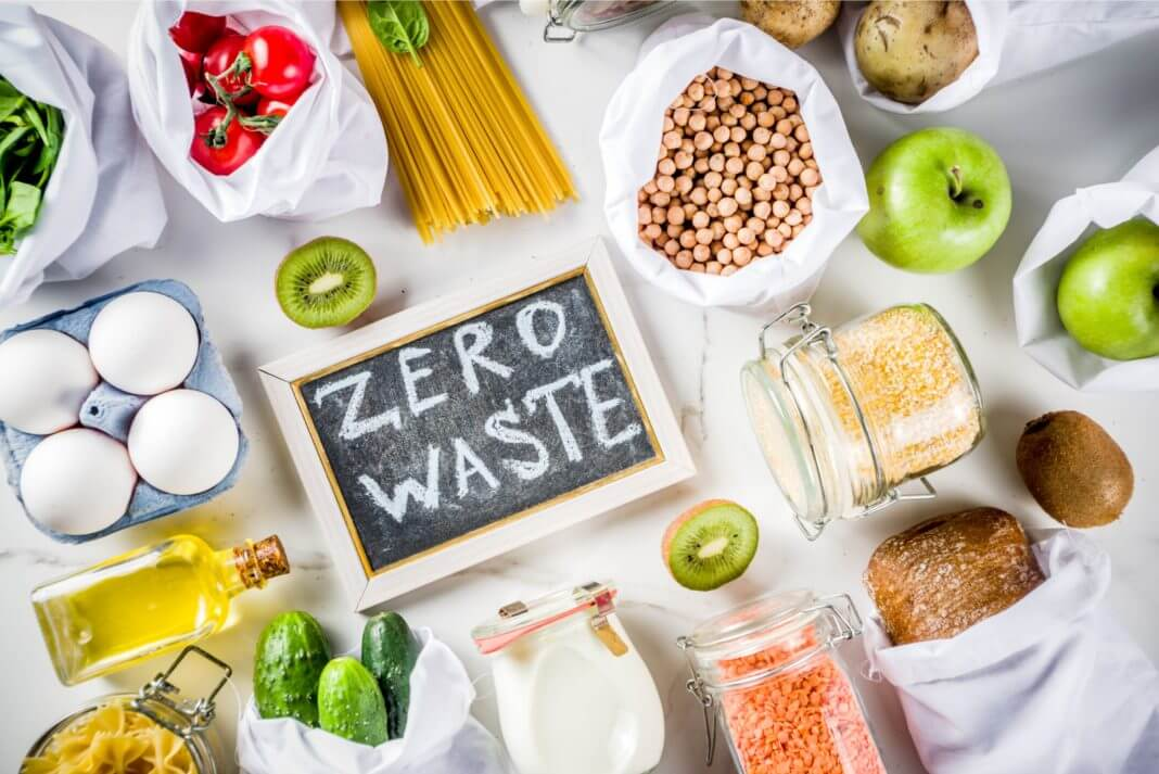 No Food Waste when Moving Home