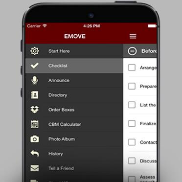 Emove App