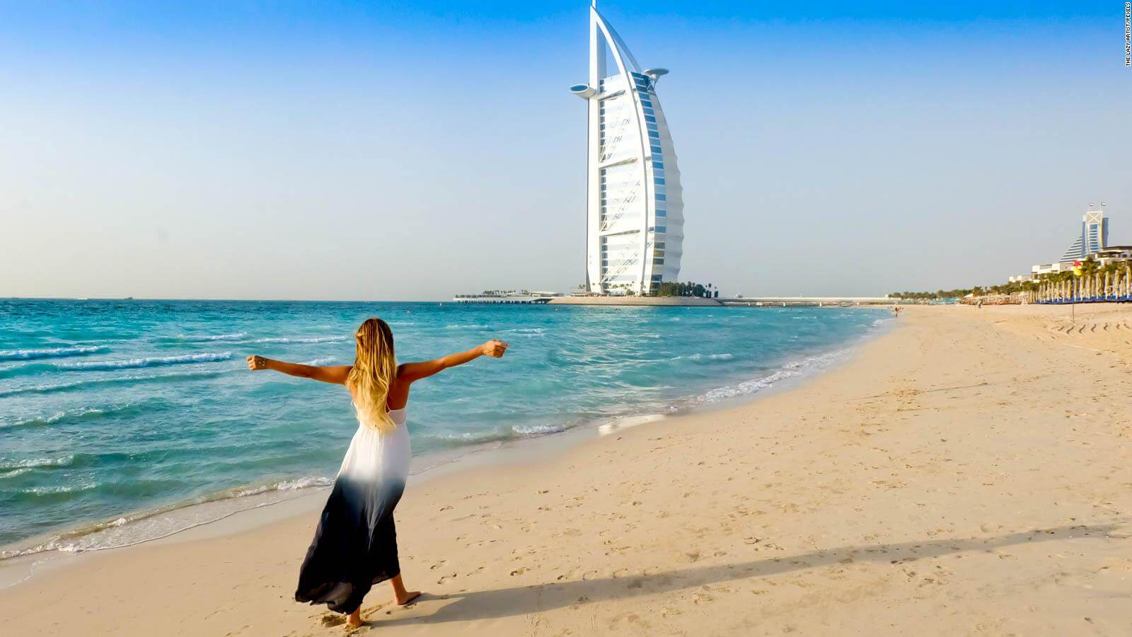 A Beach Lover and Moving Home in Dubai?