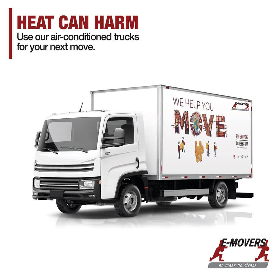 Air Conditioned Trucks