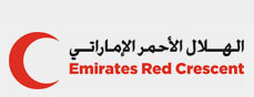 Emirates Red Crescent logo