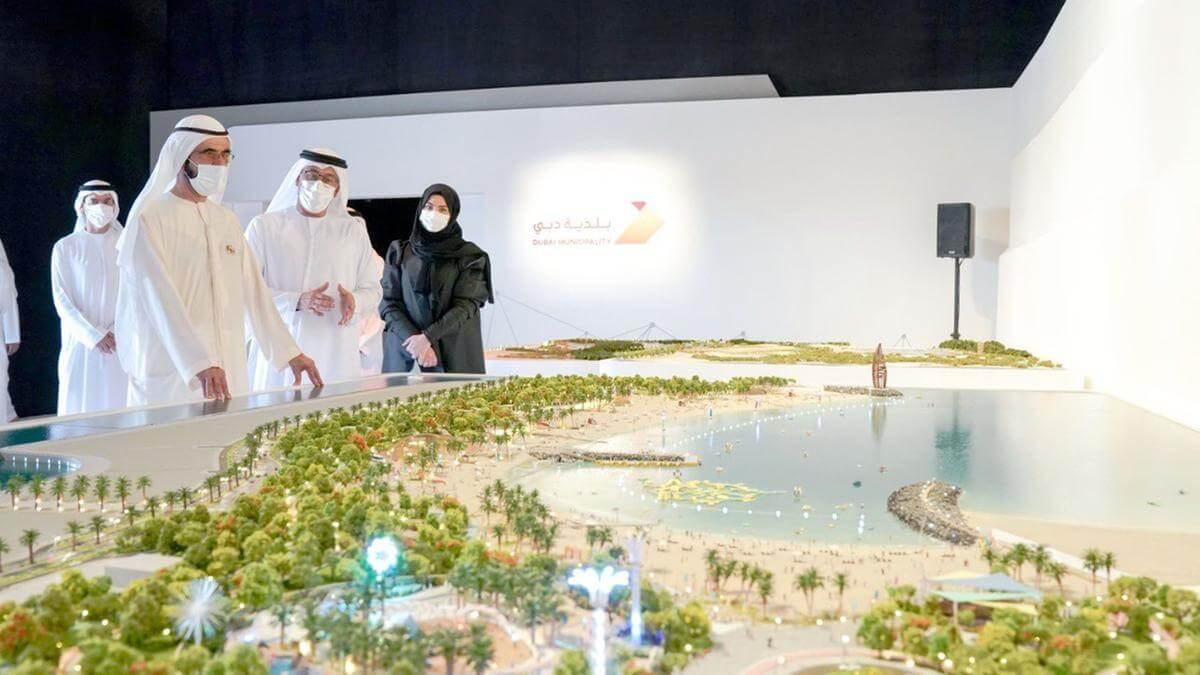 Plan for new public beaches and green spaces in Dubai