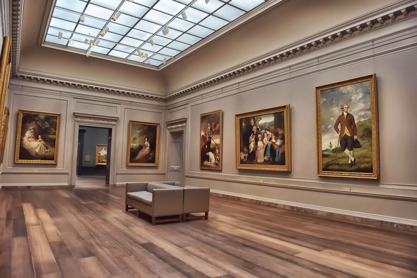 Google Arts & Culture – Online Museum Tour