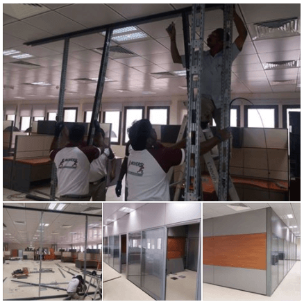 Tadweer office relocation
