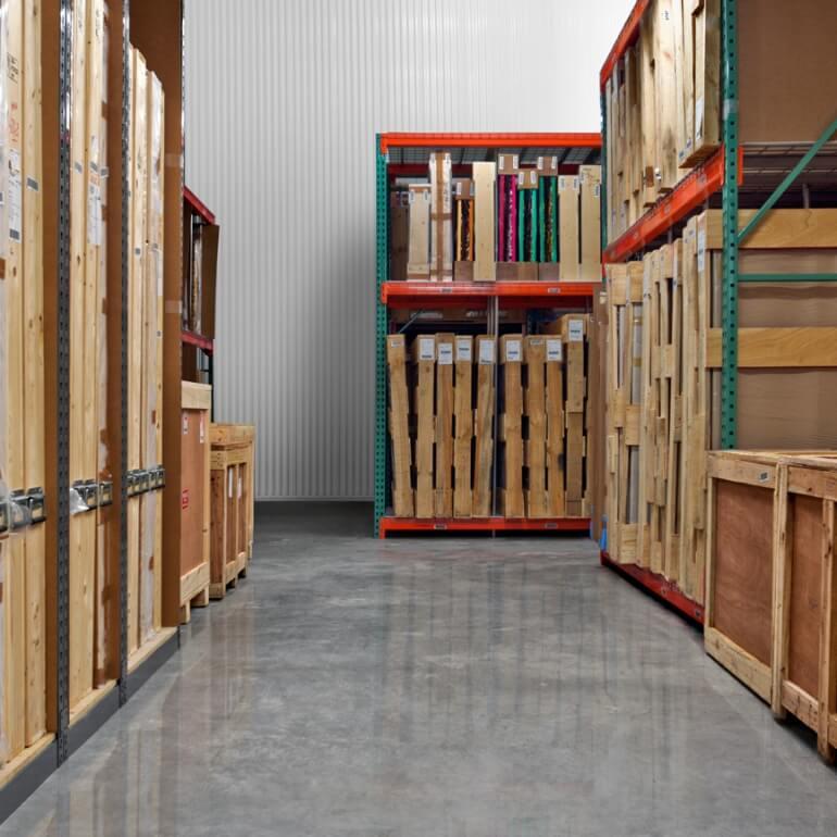 Long Term Storage