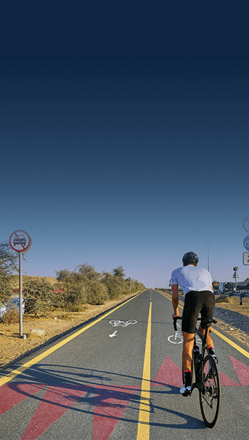 Dubai to transform into a bicycle-friendly city